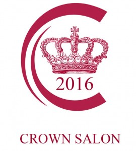 Crown salon logo